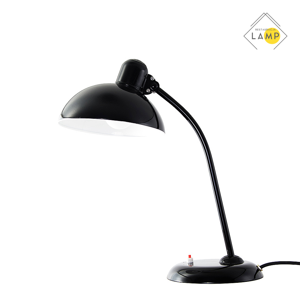 kaiser idell lampa stoj ca model 6556 restauracja lamp. Black Bedroom Furniture Sets. Home Design Ideas
