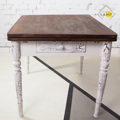 stół postarzany