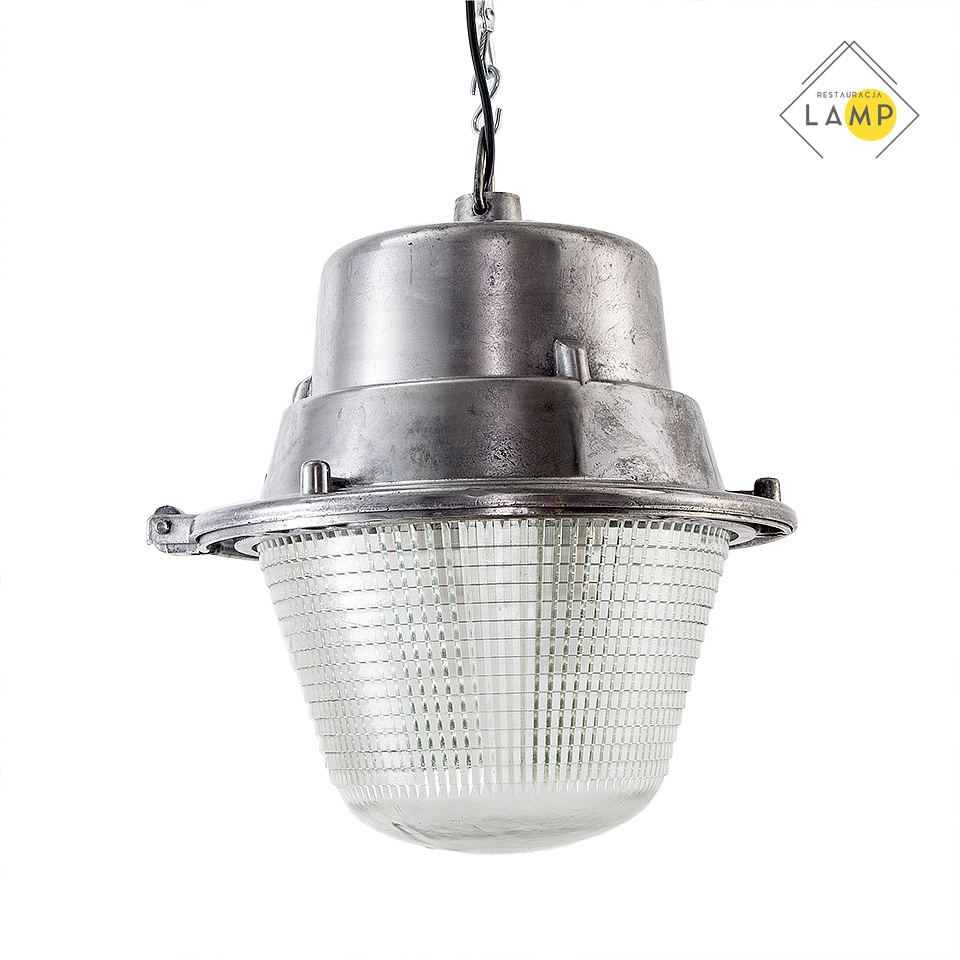Przemysłowa lampa wisząca