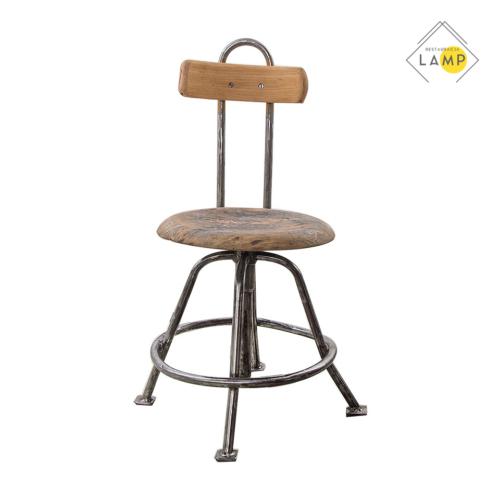 Krzesło obrotowe warsztatowe meble przemysłowe, krzesło, szafa, szafka, stół, stoły, taborety, krzesła, fotele, industrial art, vintage furniture, warsztat