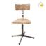 krzesło obrotowe, meble przemysłowe, krzesło, szafa, szafka, stół, stoły, taborety, krzesła, fotele, industrial art, vintage furniture, warsztat