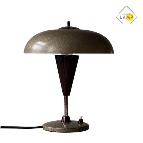 grzybek lampka biurkowa