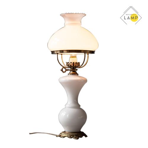 Lampa gabinetowa zaprojektowana w stylu art deco