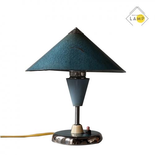 Lampka grzybek na biurko